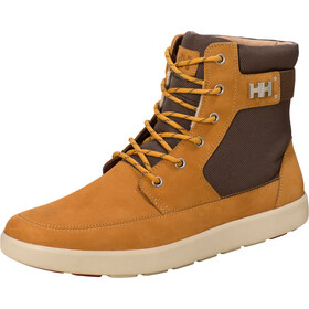 Helly Hansen Stockholm Schoenen Heren, new wheat/bungee cord/sunflower/natura/oxide red